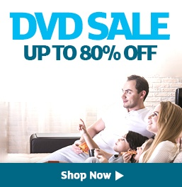 DVD Sale - Save up to 80%