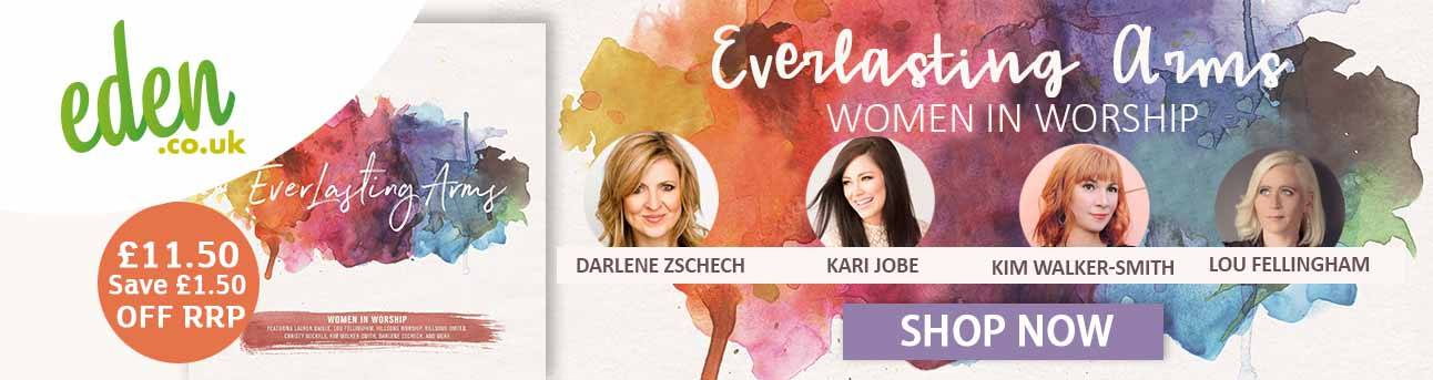 Everlasting Arms - Women in Worship - Shop Now